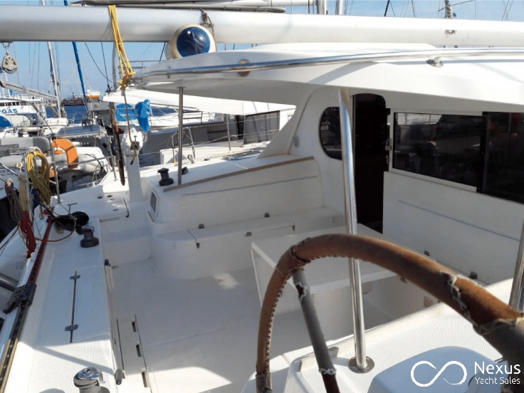 Image of Nautitech 47 yacht #12
