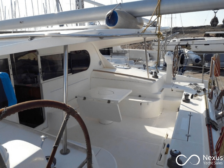 Image of Nautitech 47 yacht #11