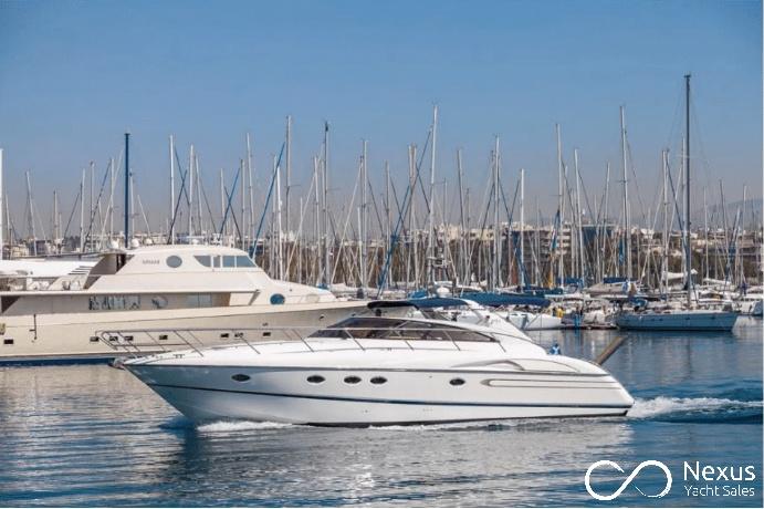 Image of Princess V 50 yacht #2