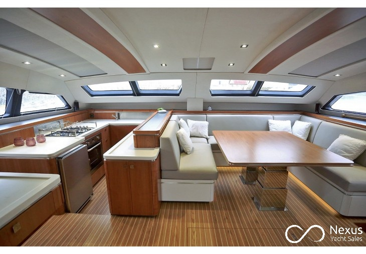 Image of Privilege Serie 5 yacht #5