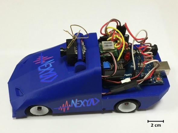 Scale Model Car Nexyad