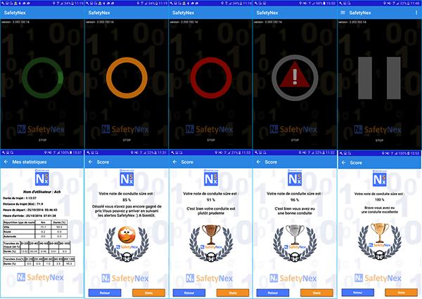 SafetyNex Screenshots