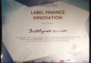 Nexyad SafetyNex - Label Finance Innovation