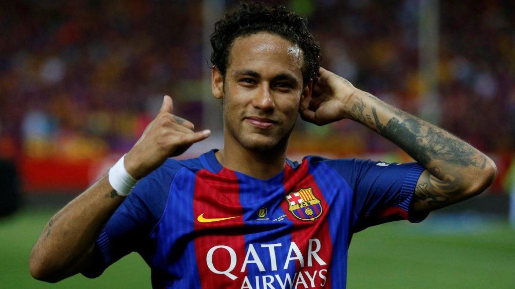 Neymar 2017 Psg Line