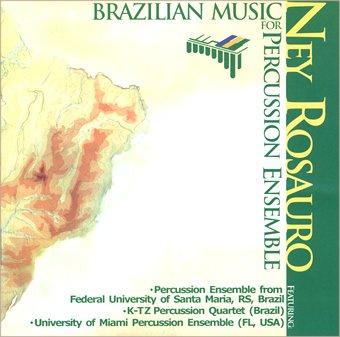 Brazilian Music for Percussion Ensemble