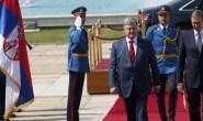 Візит до друга Путіна: навіщо Петро Порошенко відвідав Сербію