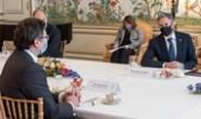 Госдеп сообщил детали встречи Блинкена с Кулебой
