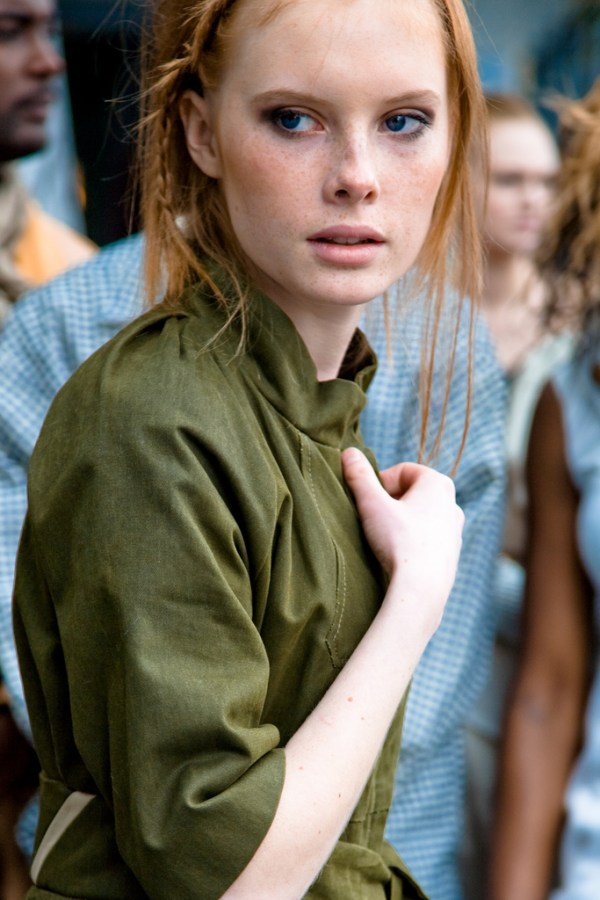 London Fashion Week - Rouge