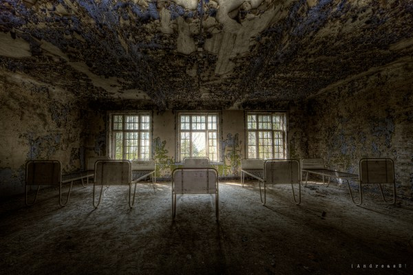room of suffering