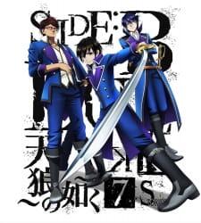 K: Seven Stories Movie 2 – Side:Blue – Tenrou no Gotoku