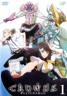 Gatchaman Crowds: Embrace