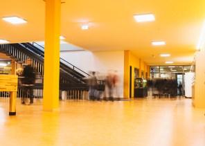 Schulgebäude Ten-Brink-Gemeinschaftsschule