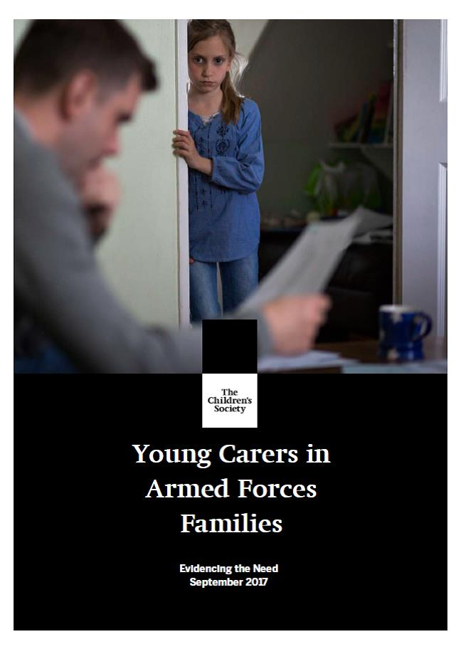 Young carers poster.