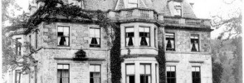 Guisachan House, as it appeared circa 1897 – The home of Lord Tweedmouth