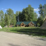 tipis are up