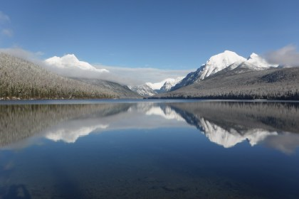 Lake McDonald Jr. in all ists glory