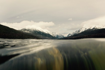 Bowman Lake- Again!