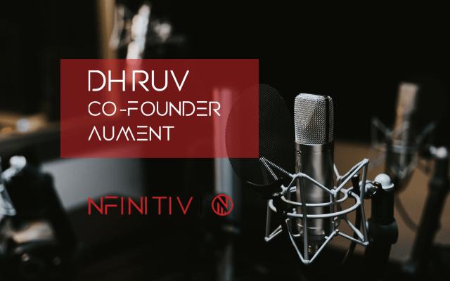 Dhruv Mahta - Co-Founder - Aument.eu - Podcasts by nfinitiv