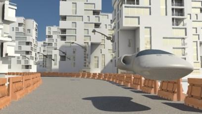 Art Direction/Vehicle Model: Jeffery A. Williams, Structure Models: Artem Brizitskiy