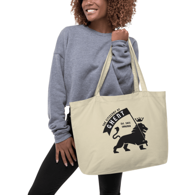 Citizenry of Ghent Norfolk Tote Bag