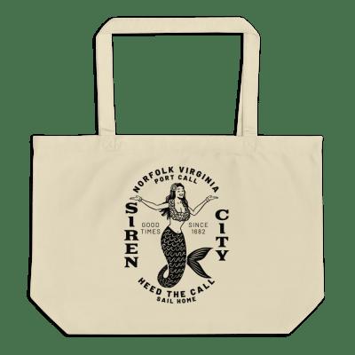Siren City Norfolk VA Tote Bag