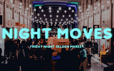 Working On Night Moves With Selden Market On Friday
