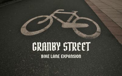 Will Granby Street See Major Bike Lane Improvements?