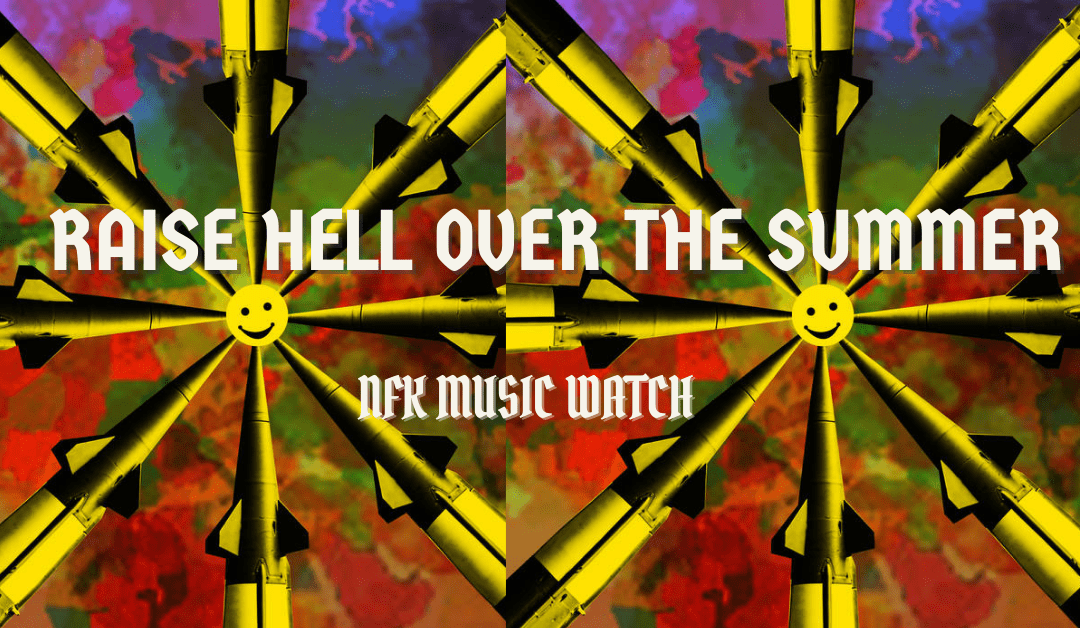 Raise Hell Over The Summer at Taphouse with new single 'Slow Down'