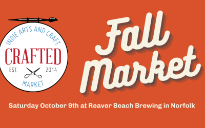 Crafted Fall Market is back for its seventh year!