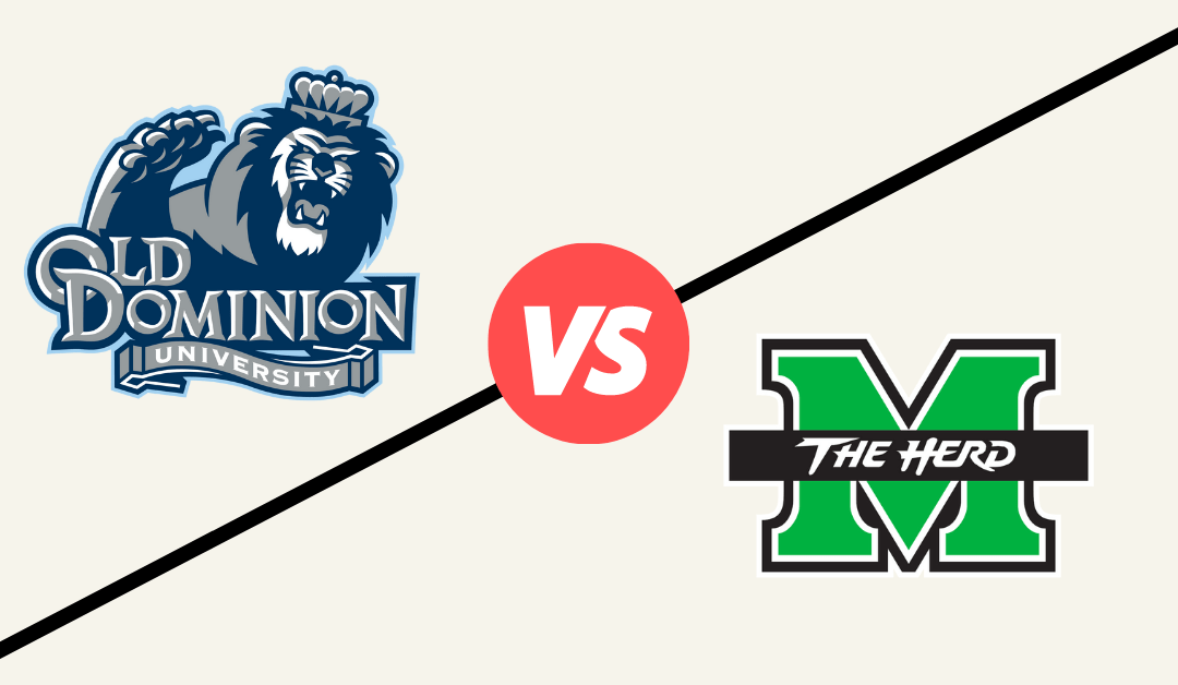 ODU Football takes on Marshall's Herd on the road