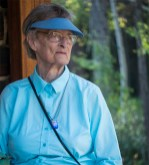 Cecily McNeil told wonderful stories of the North Fork