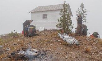 Coal Ridge Cabin - a work in progress