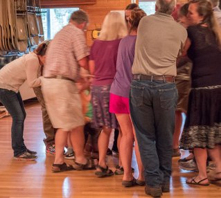 2017 Pie and Ice Cream Social and Square Dance