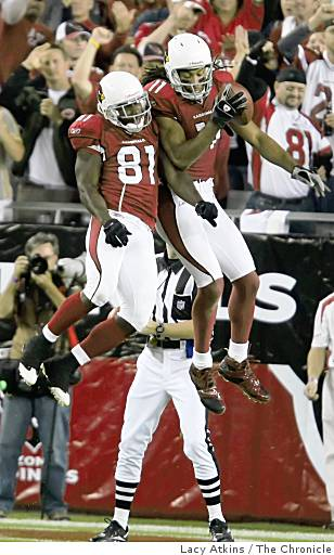 Boldin and Fitzgerald will show their class during the crazy Wild Card weekend