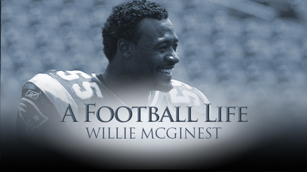 WILLIE MCGINEST - A FOOTBALL LIFE