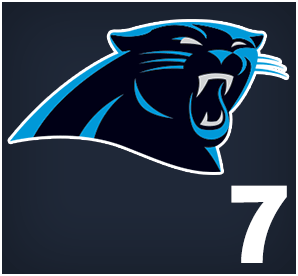 Carolina Panthers : 07