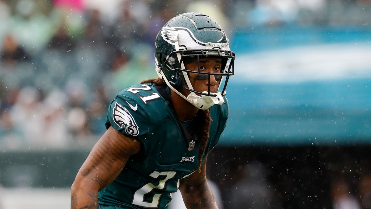 Ronald Darby Eagles