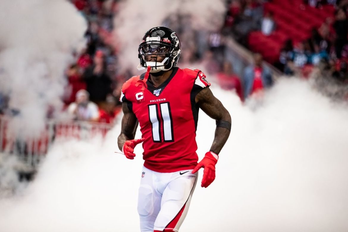 Julio Jones-t eltradelheti az Atlanta Falcons