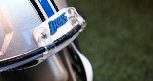 Lions-Helmet-3 NFC Notes: Bears, Lions, Panthers, Saints
