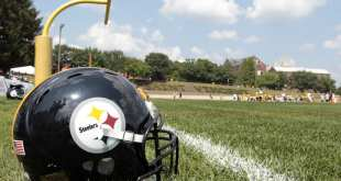 Steelers-Helmet-2 Steelers Waive DB Malik Golden From IR With Settlemet