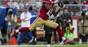 USATSI_9659943_168383805_lowres 49ers Place WR Quinton Patton On I.R. & Promote WR DeAndre Smelter