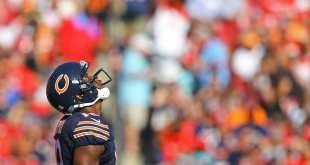 USATSI_9683120_168383805_lowres Bears Placing WR Eddie Royal On Injured Reserve With Toe Injury