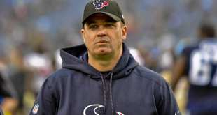 Bill-OBrien-2 Texans Won't Hire An Offensive Coordinator, HC Bill O'Brien Will Call Plays Moving Forward