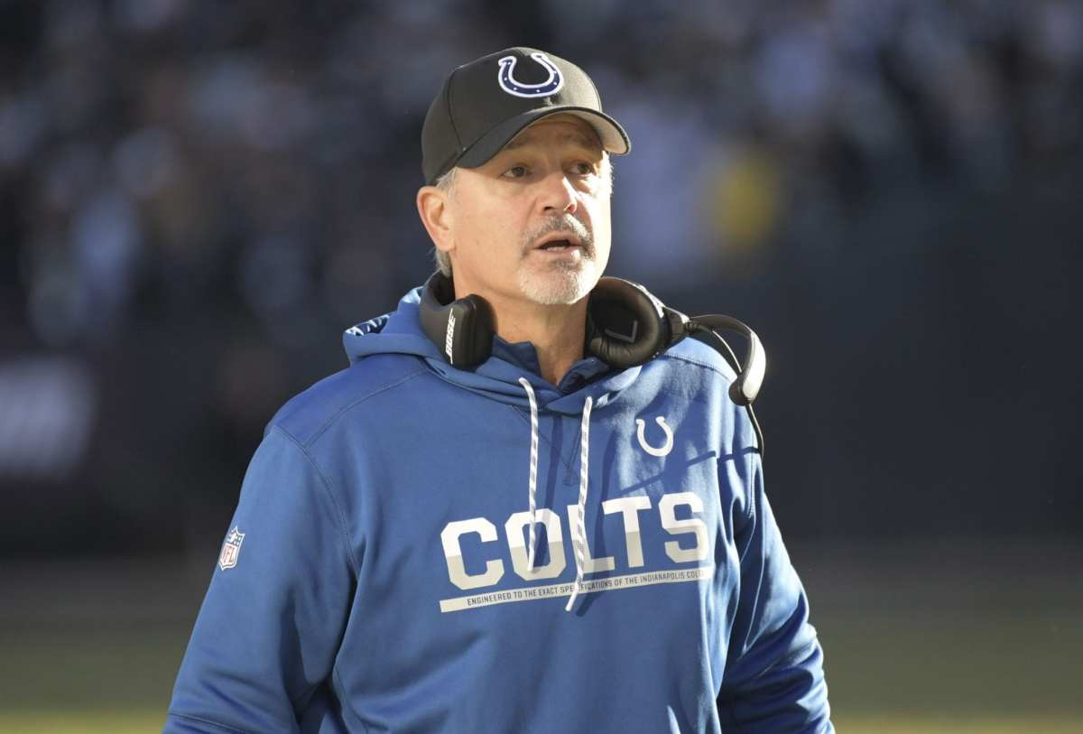 NFL Notes: Chuck Pagano, Trades, Draft
