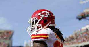 Jamaal-Charles NFL Notes: Free Agency, Browns, Chargers, Giants