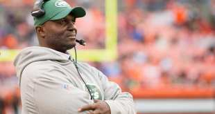 Todd-Bowles-2 Jets Extend Contracts Of GM Mike Maccagnan & HC Todd Bowles
