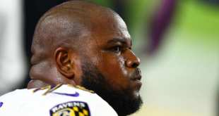 USATSI_8888150_168383805_lowres Ravens Gain $5.625M Of Cap Room Be Reworking DT Brandon Williams' Contract