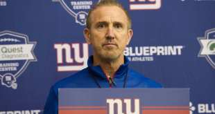 USATSI_9283393_168383805_lowres Steve Spagnuolo Not Expected To Return, Giants Set To Hire Jack Del Rio As DC