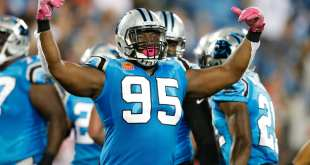 USATSI_9611057_168383805_lowres Suspensions Lifted For Panthers DE Charles Johnson & LB Thomas Davis
