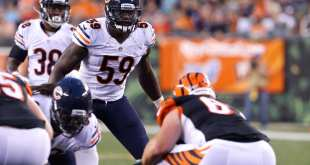 USATSI_8775921_168383805_lowres Bears Re-Signing LB Christian Jones To One-Year Deal